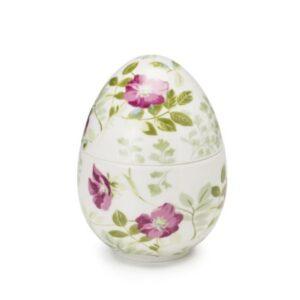 Шкатулка в форме яйца, 12 см - Фото