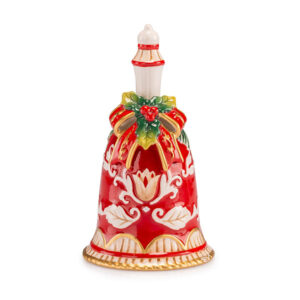 Новогодняя игрушка «Колокольчик»,  14 см - Фото