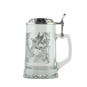 Бокал для пива «Утки» - Фото