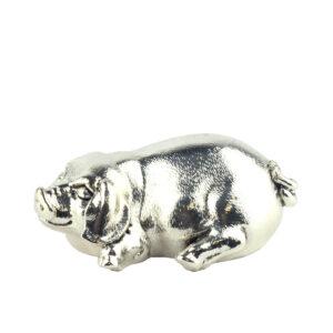 Статуэтка «Свинка» - Фото