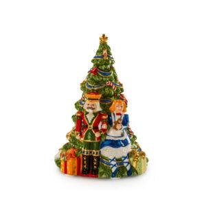 NY Статуэтка «Новогодняя елка», 14 x 21 см - Фото