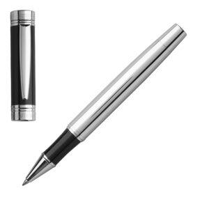 Шариковая ручка «Zoom Classic», чорная коллекции Cerruti 1881 - Фото