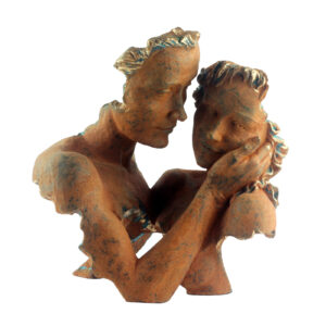 Фигура «Невинность», железо - Фото