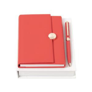 Набор блокнот А6 и ручка Medaillon Nina Ricci - Фото
