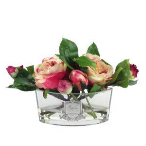 Парфюмированные цветы «Французский сад», арома спрей Savon - Фото
