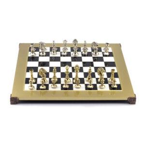 Шахматы«Classic», чёрно-белая доска - Фото