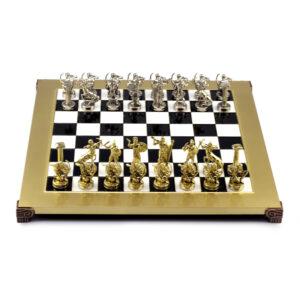 Шахматы Греко-Римская война «Геркулес» - Фото
