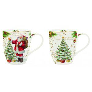 Набор чашек «Волшебное рождество», 2 шт - Фото