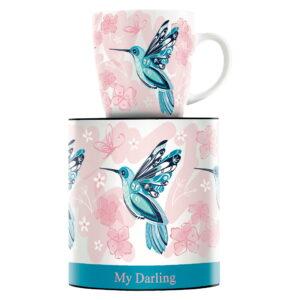 Чашка для кофе My Darling от Marie Peppercorn 9,5 см - Фото