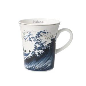 Чашка «Большая волна» Кацусика Хокусай, 400 мл - Фото