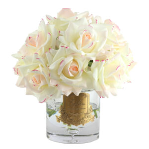 Парфюмированные цветы Cote Noire «Французские розы-Shampagne Rose», арома спрей Savon - Фото