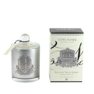 Аромасвеча Cote Noire «Jasmine Flower Tea», 450 г - Фото