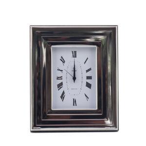Часы настольные «Афины»/Silver - Фото