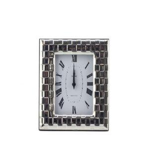 Часы настольные»Ostuni»/ Silver - Фото
