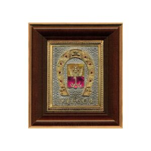 Сувенир «Подкова с гербом Одессы» 20,5 х 18,5 см - Фото
