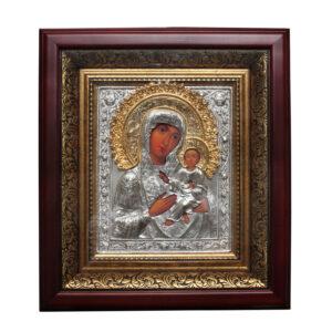 Икона «Пресвятая Богородица Одигитрия» - Фото