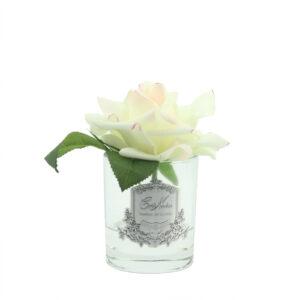 Парфюмированные цветы Cote Noire «Французская роза-Tendre Shampagne Rose», арома спрей Savon - Фото