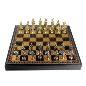 Шахматы «Napoleon vs Mary Stuart» - Фото