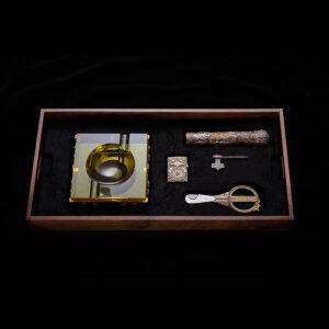 Сигарный набор «Скандинавские викинги» - Фото
